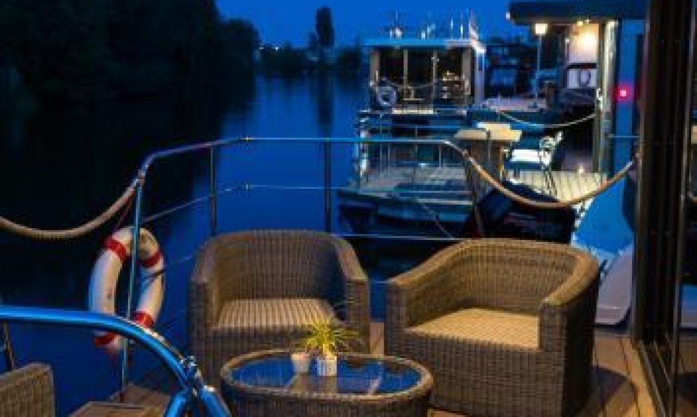 Hausboot Zentrum Hamburg