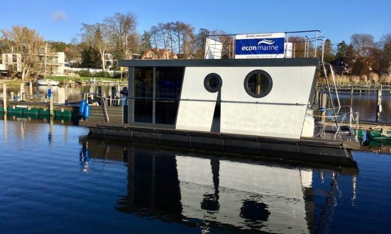 Hausboot Zentrum Potsdam