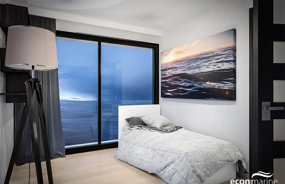 Hausboote room